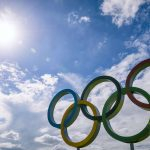 Who are the athletes most likely to get sunburn during the Olympics?