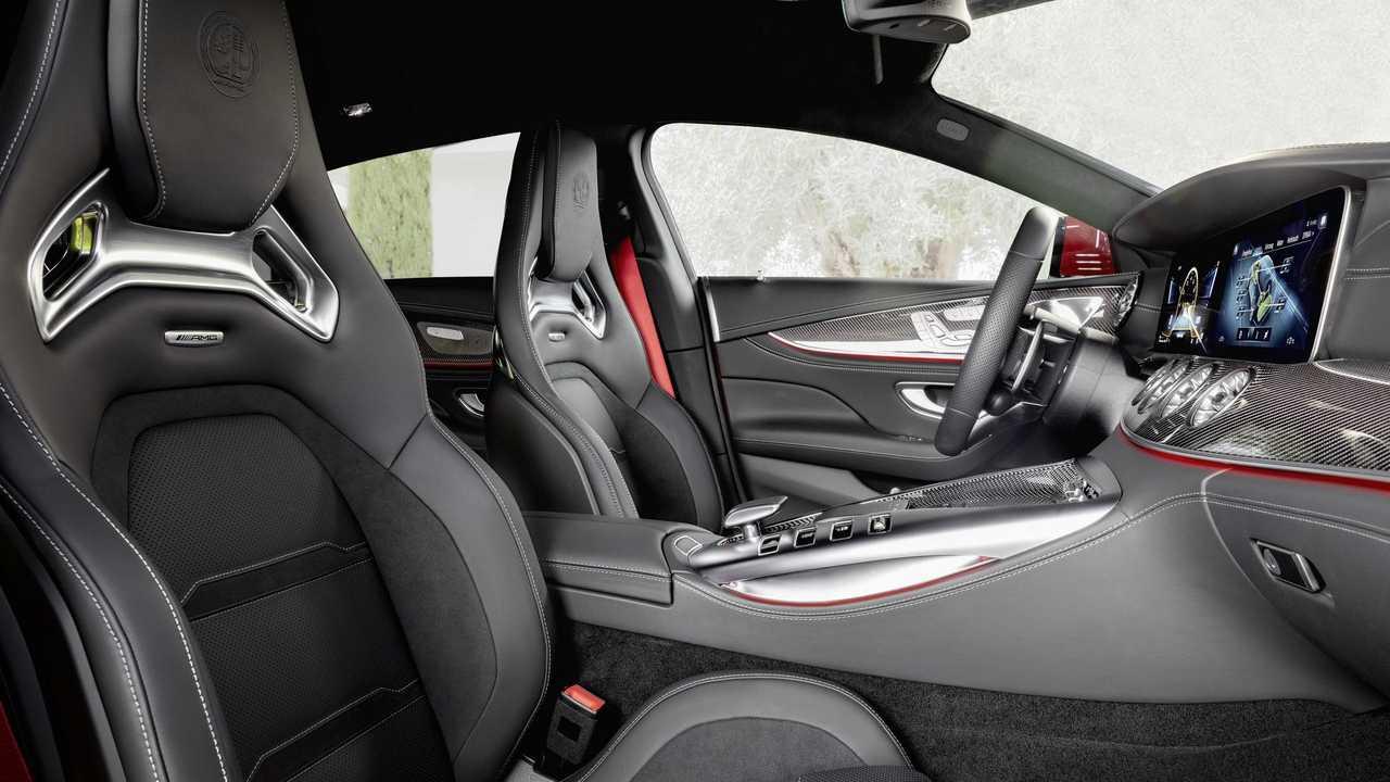 Mercedes-AMG GT 63 SE performance
