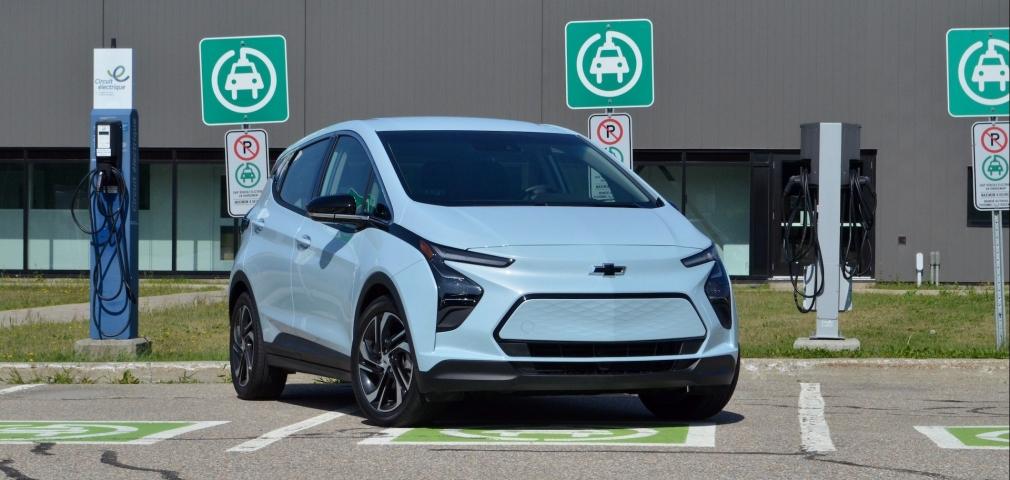 Chevrolet Bolt EV LT 2022: No More Defeats