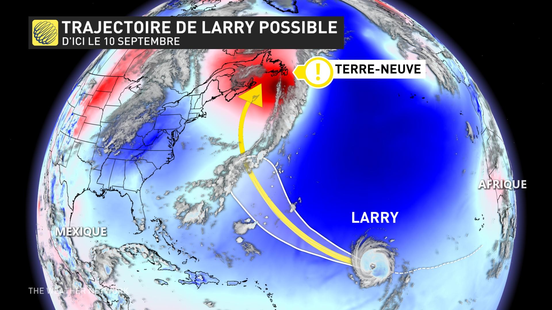 Larry's Possibility Final Path