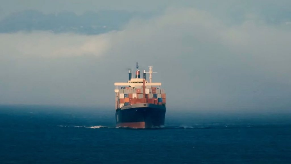Artificial intelligence protects the oceans by identifying ships sinking bilge water