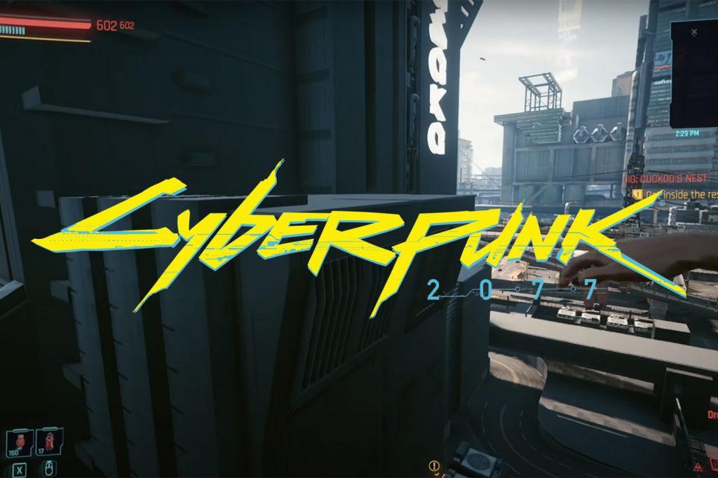 Cyberpunk 2077 Zone Cachée