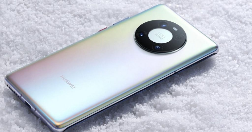 Huawei Mate 50: it will finally see the light of day