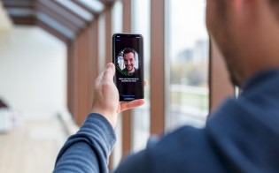 Face ID is easy to set up and use