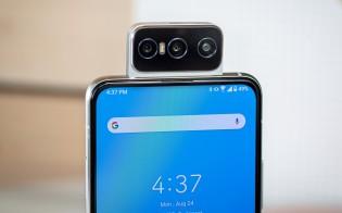 Zenfone 7 Pro and its foldable camera
