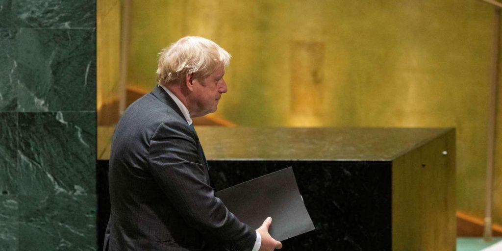 "Boris Johnson wants to ""re-establish cooperation between France and England"""