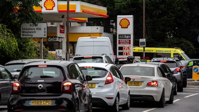 UK petrol shortage: Minister points finger at carriers