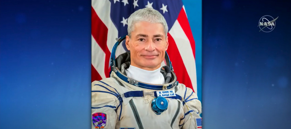 Nearly a year in space NASA astronaut
