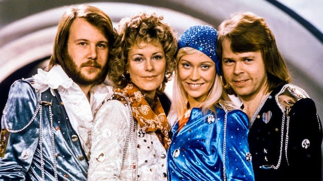 ABBA is back with their first album in 40 years and 3D parties