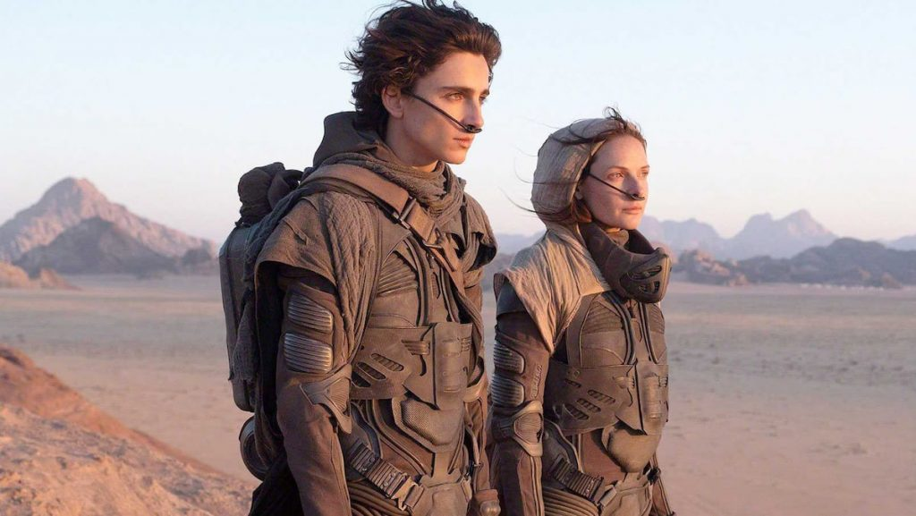 Dune starts strong at the European box office