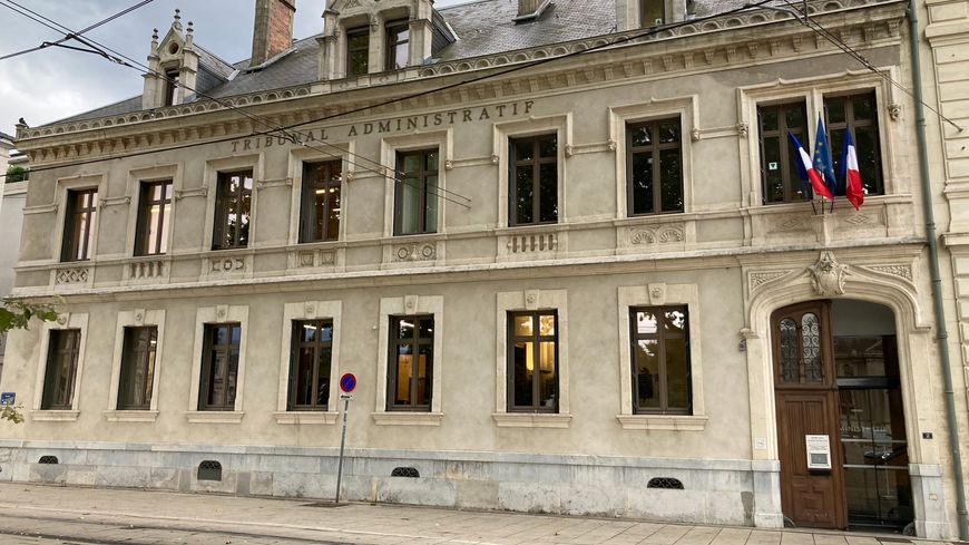 Tribunal administratif de Grenoble