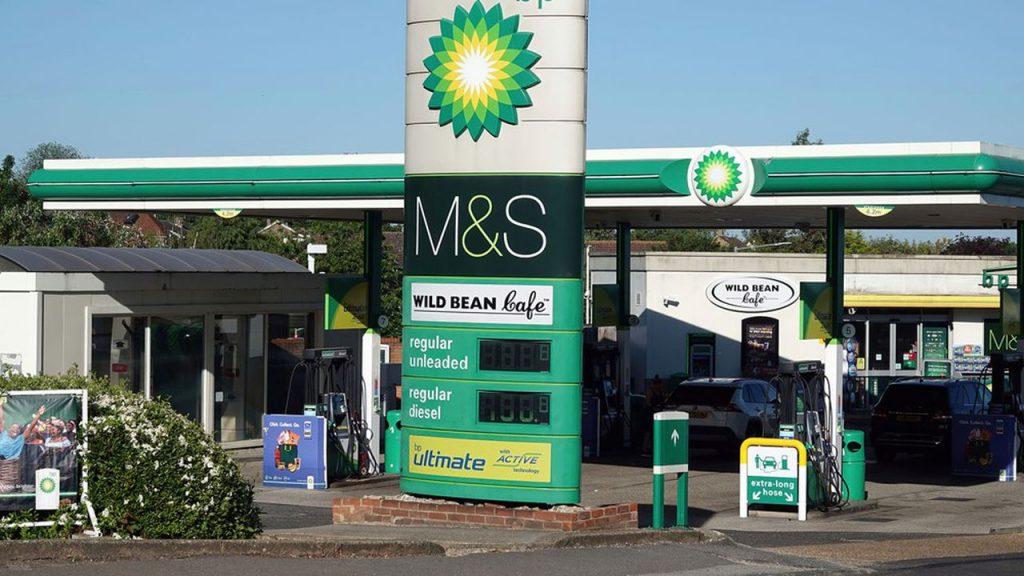 La crise qui frappe les approvisionnements au Royaume-Uni depuis cet été s'est étendue à BP.