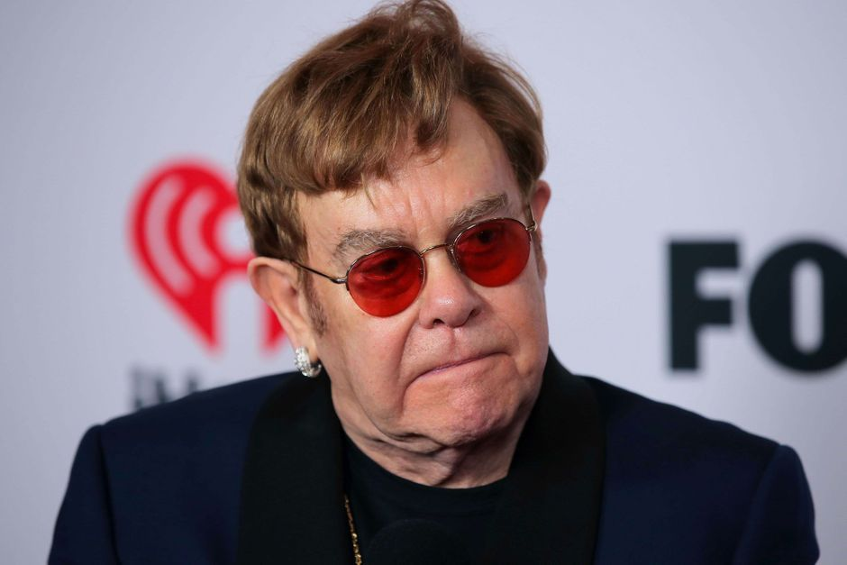 Injured after a fall and soon having surgery, Elton John has postponed his European tour