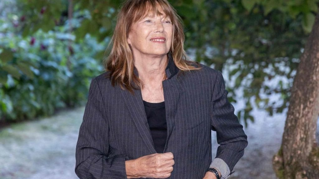 Jane Birkin, who had a minor stroke, cancels her visit to a festival