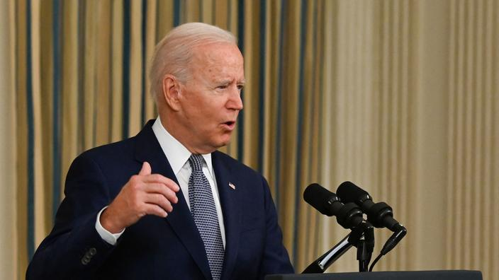 Joe Biden a «signé un décret ordonnant au ministère de la Justice et à toutes les agences concernées» de déclassifier des documents liés aux enquêtes sur le 11-Septembre.