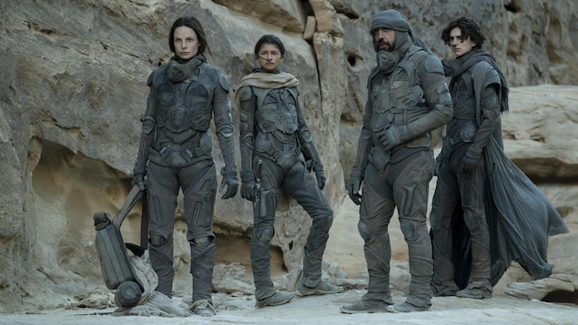 """Mixed reviews at the premiere of """"Dune"""""""