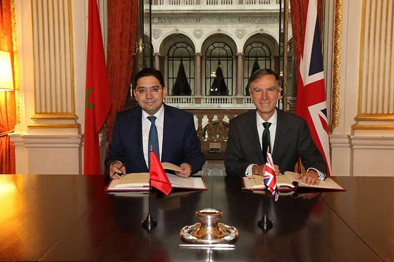 Morocco - England: Towards recognizing Morocco's regional integration?