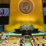 Myanmar and Afghanistan silent at a special session of the UN General Assembly