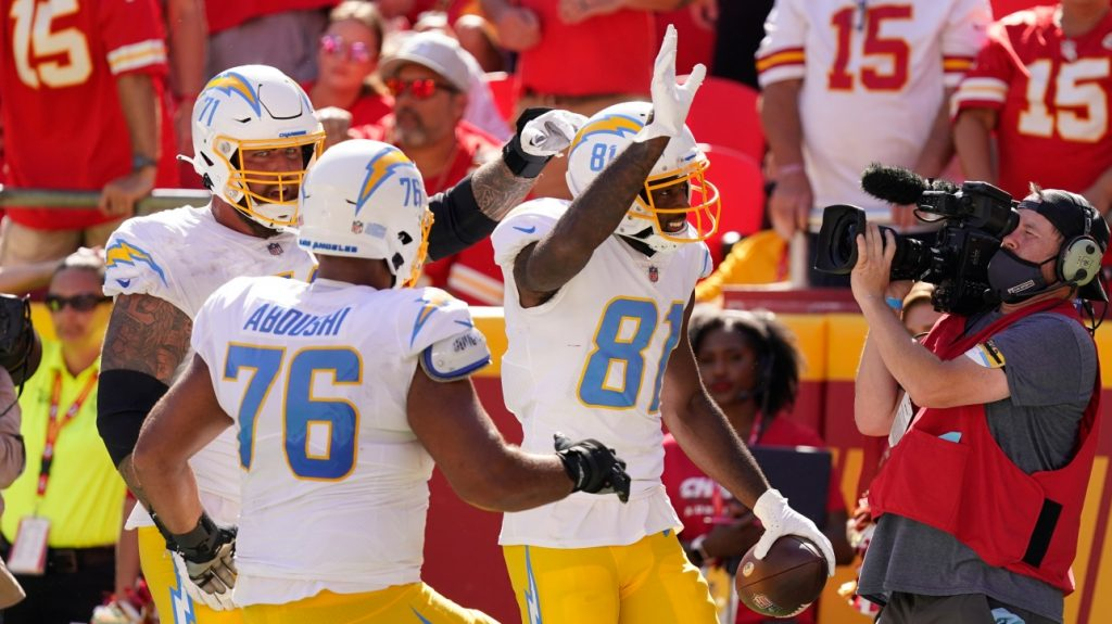 NFL: The Chargers' surprise victory over the Chiefs