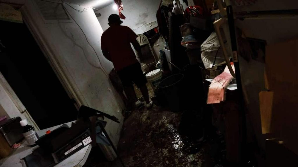 New York basements turned into deadly traps with Storm Ida