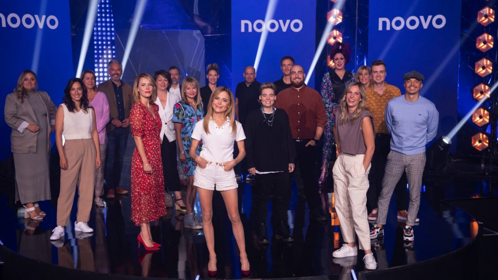 Nouveau: Starry at the launch of the 2021-2022 program!