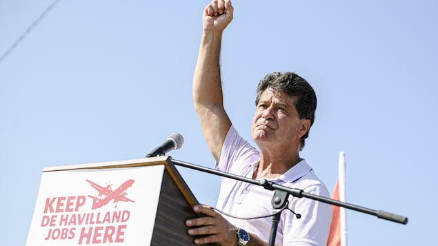 President Unifor hopes to defeat conservatives    Canada elections 2021