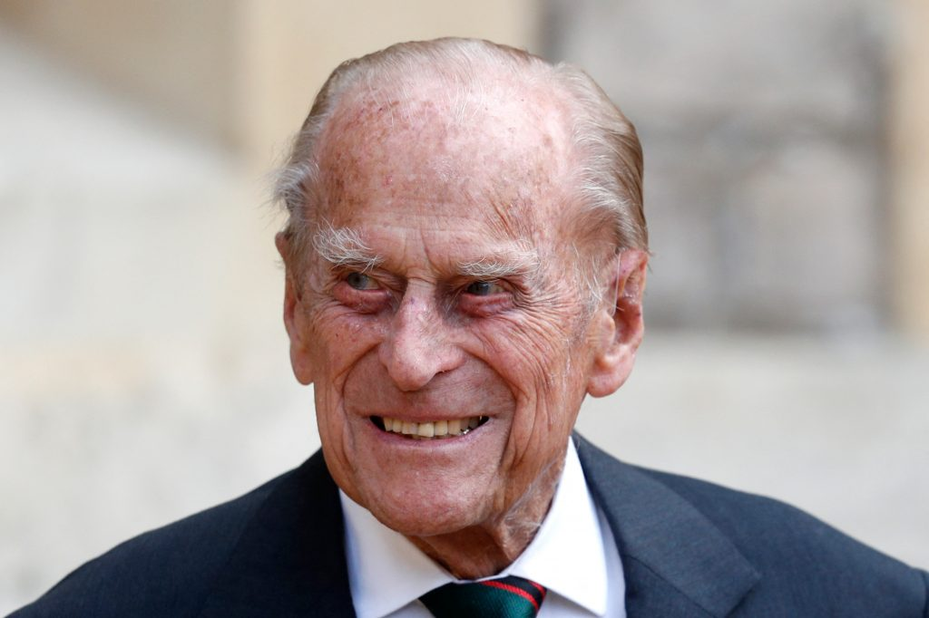 Prince Charles reveals the last words of his father Philip