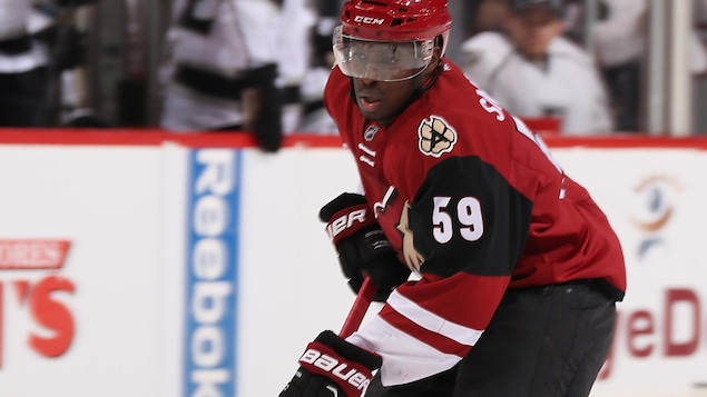 """Racism in hockey: """"We have to fight it unequivocally,"""" Luke Tardiff says"""