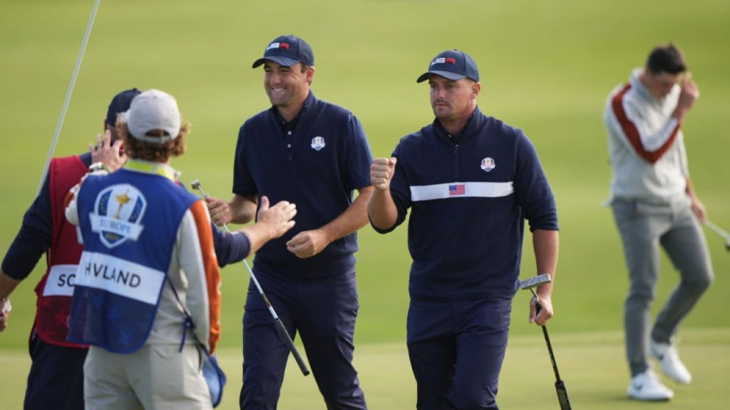 Ryder Cup: The Americans drop Europe and advance 11-5