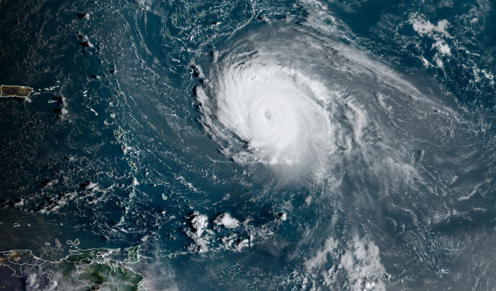Sam: The deadliest hurricane of the year is heading towards the east of the country