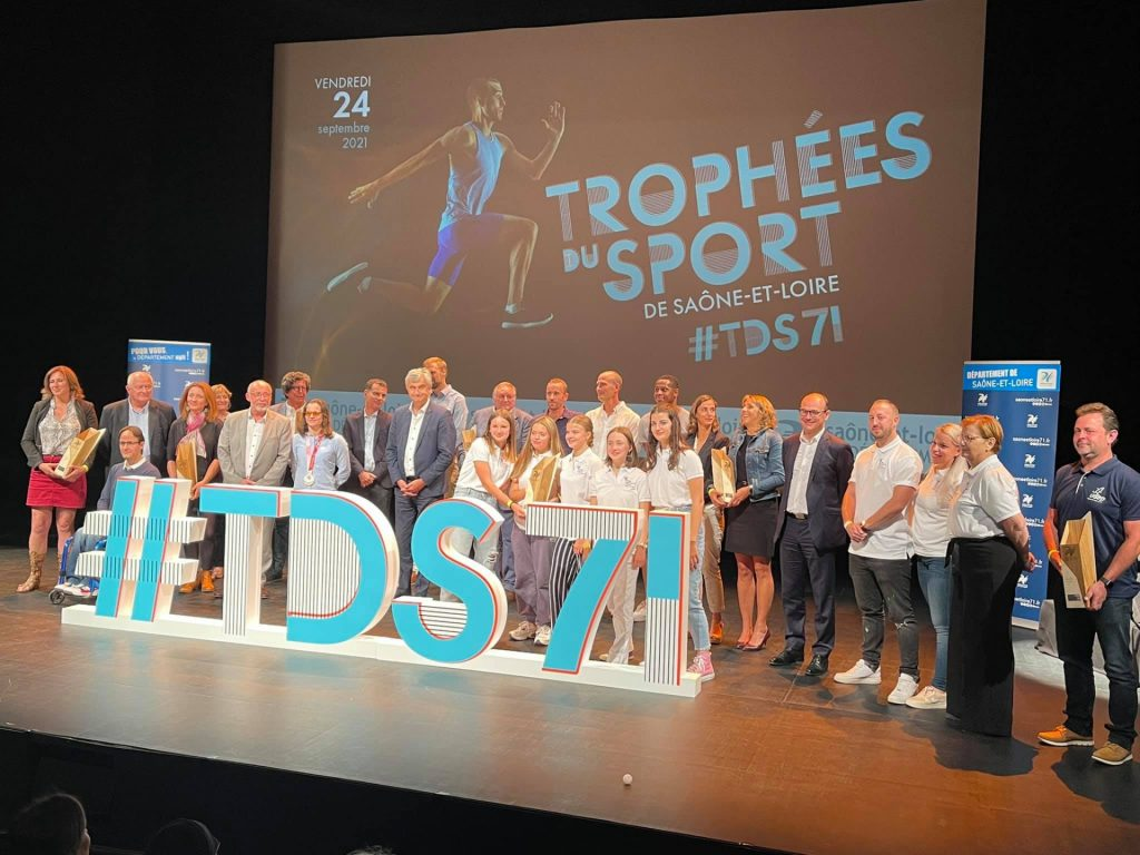 Saône et Loirien Sport in the spotlight at the Espace des Arts
