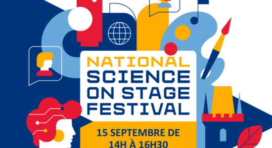 Science Festival on stage France    echo
