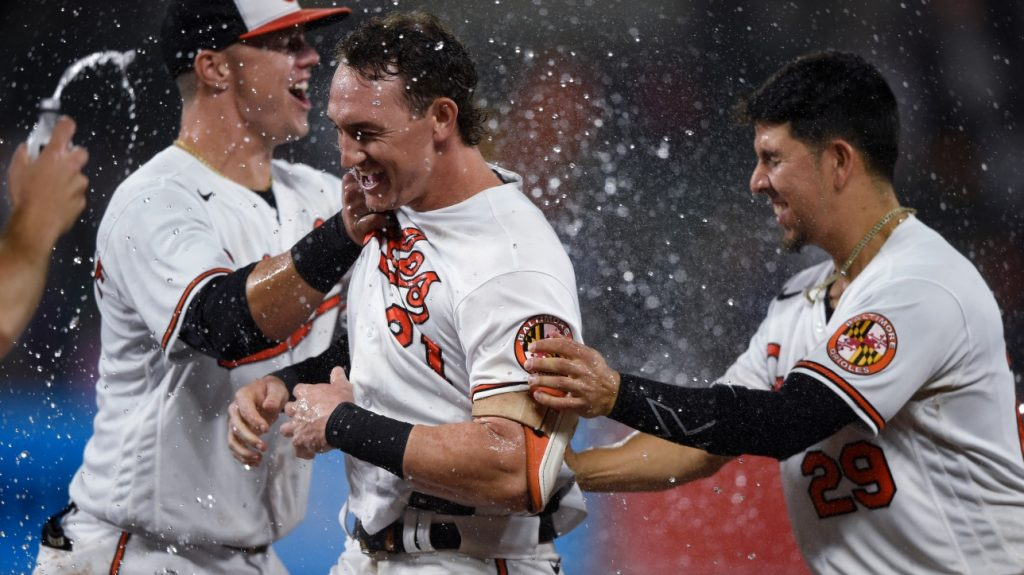 September 16, 2021 MLB Recap - American: Orioles help the Blue Jays