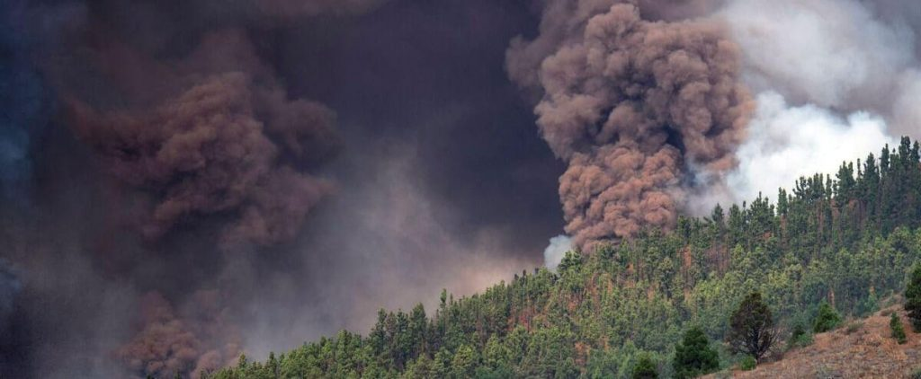 Spain: Volcanic eruption in the archipelago of the Canary Islands