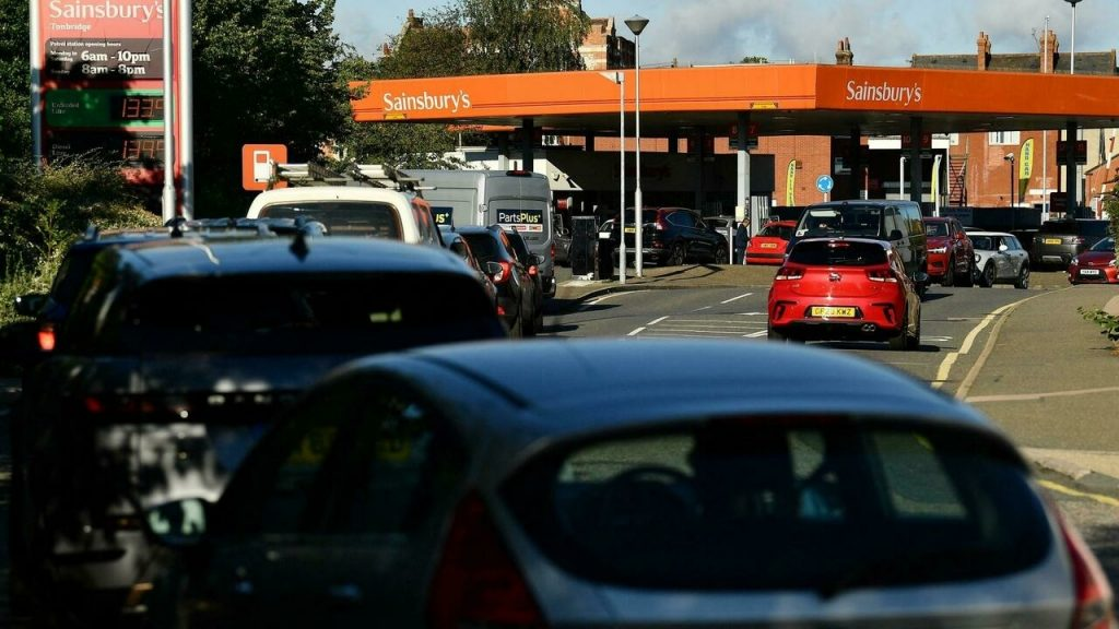 The UK has been hit by a gas shortage and the government is trying to reassure