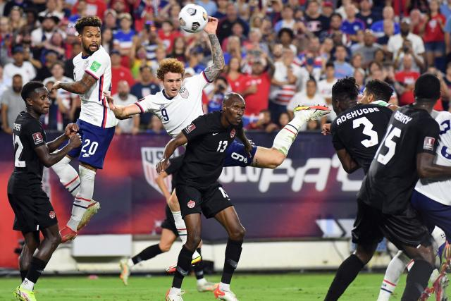The United States, annexed by Canada, defeated Mexico in Costa Rica
