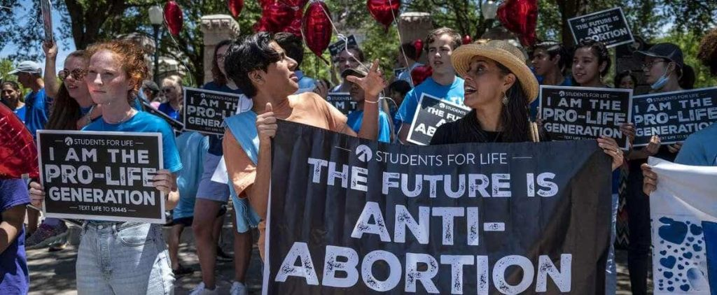The vast majority of abortions are now banned in Texas