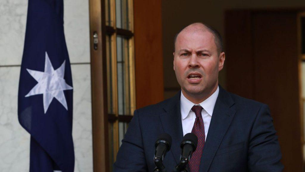 Le ministre des Finances australien, Josh Frydenberg, se félicite de la bonne résistance du commerce malgré les sanctions chinoises.