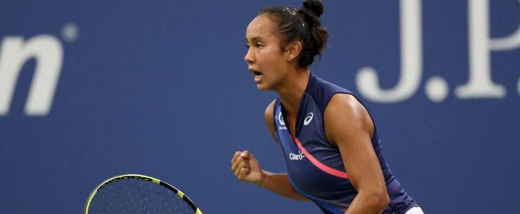 US Open: Leila Annie Fernandez advances to the quarter-finals