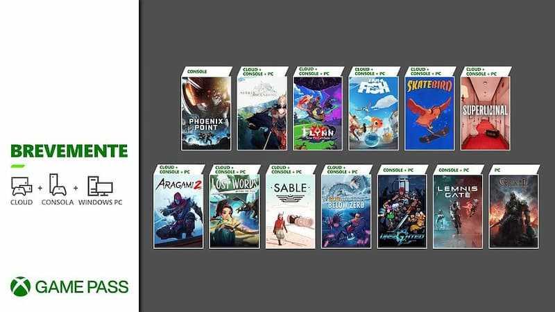 Xbox Dévoile De Nouvelles Entrées En Septembre Sur Xbox Game