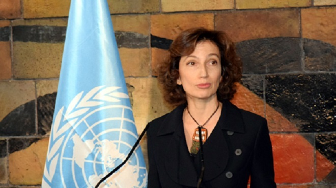 Prix L'Oréal-UNESCO,Audrey Azoulay