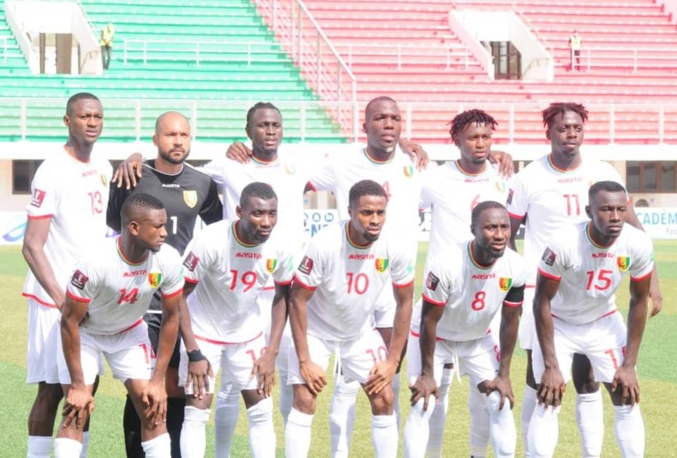 Coach Didier Six calls up 25 players - © Guinéenews