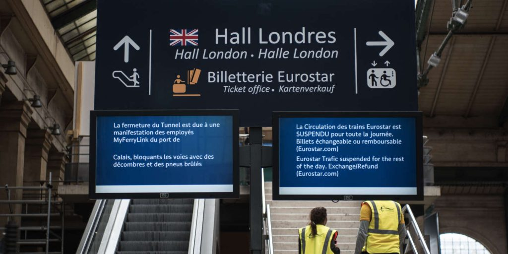 For Europeans wishing to travel to the United Kingdom, a passport is now mandatory