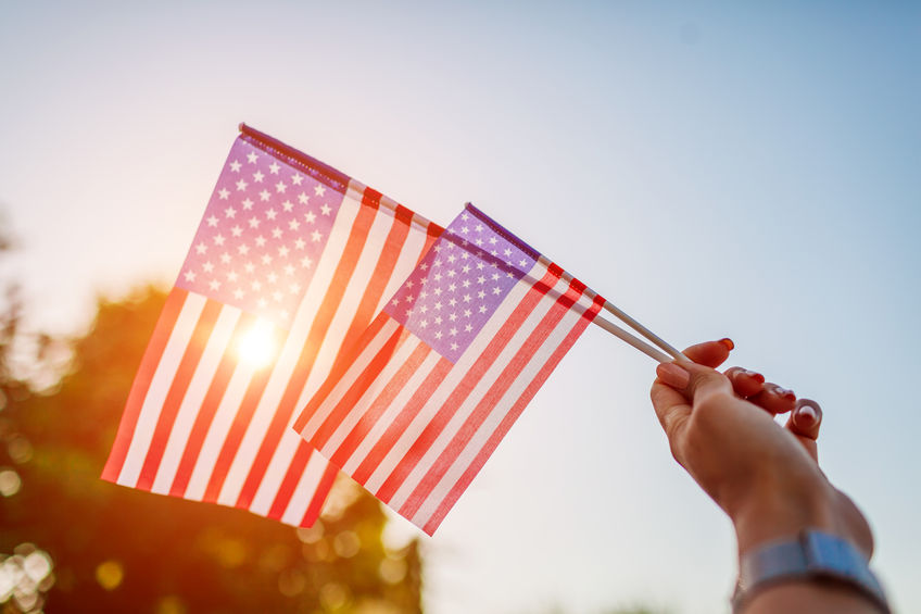 Why is the United States the best destination for a language study trip?