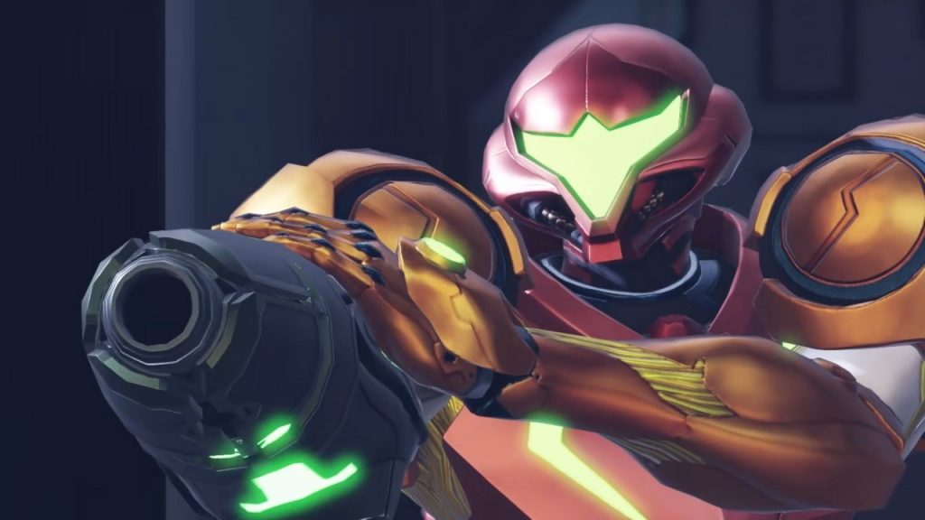 Metroid Dread images leaked online ahead of its launch next week