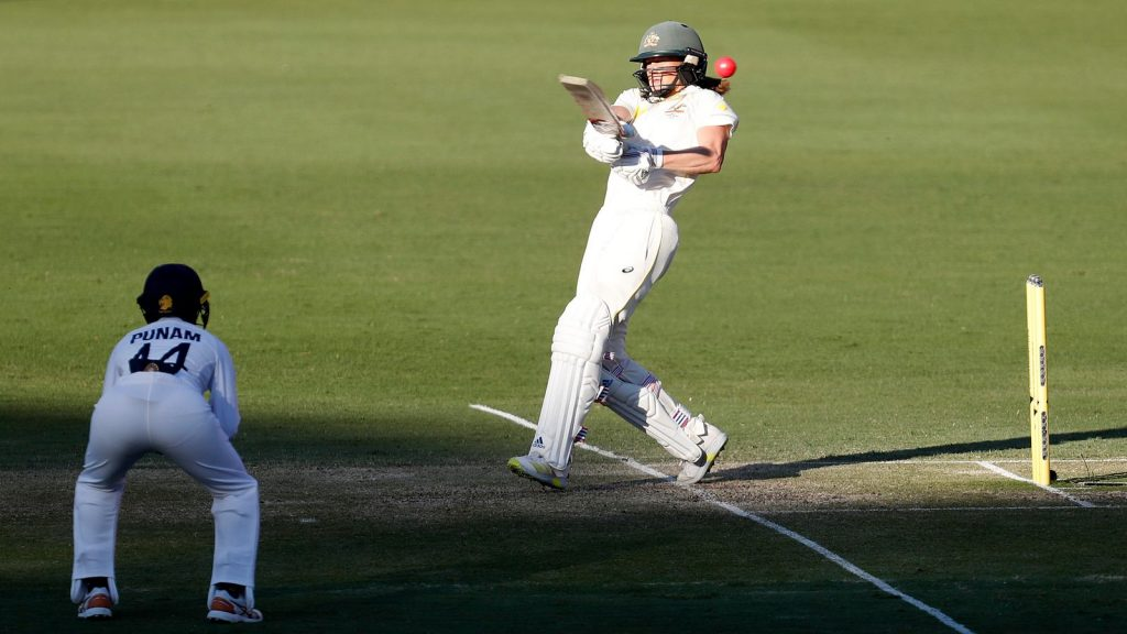 Australia's single Test draw against India ends in a draw as tourists leave late Cricket News
