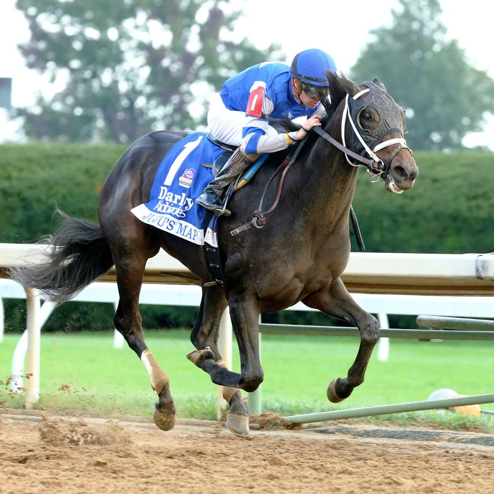 United States.  : The purpose of the breeders' cup for the jujube map