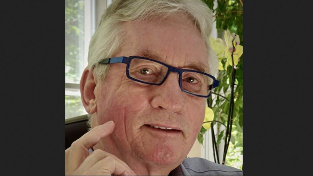 """Frans de Waal, """"one of the greatest minds of science"""" was invited to the University of Saint-Etienne"""
