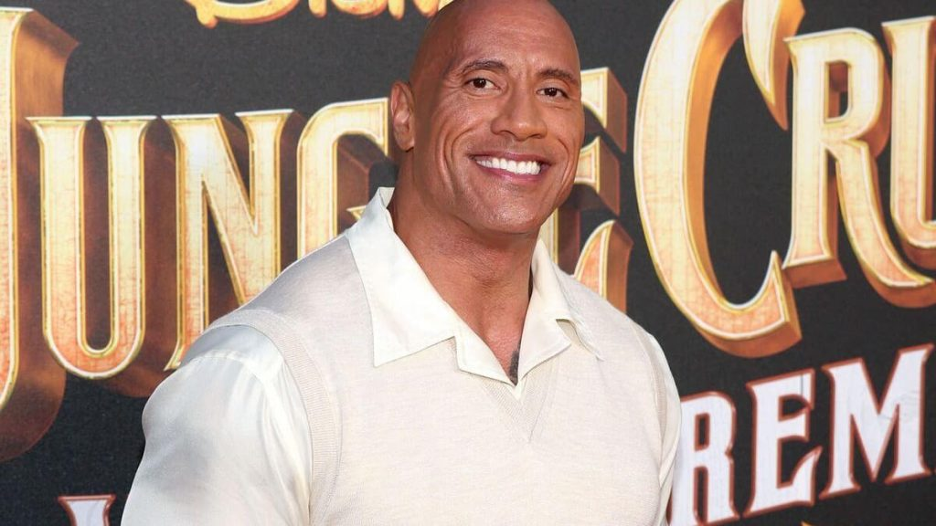 "Dwayne ""The Rock"" Johnson: wrestler, actor, and ... rapper"