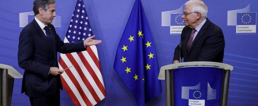 EU-US: Borel-Blinken meeting next week in Washington